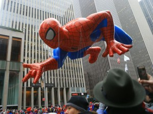 New-York Thanksgiving Day parade