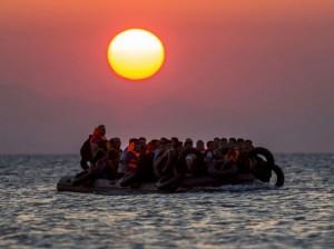 APTOPIX Greece Refugee Crisis