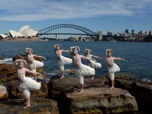 AUSTRALIA-BALLET-ART